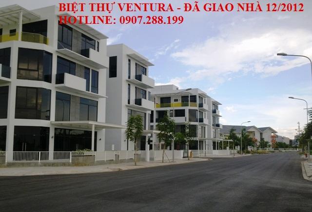 Biệt thự Ventura quận 2 đã xây dựng hoàn chỉnh . Với mức giá và phương thức thanh toán linh hoạt Ventura đã trở thành điểm sáng trong thị trường địa ốc tại TP. HCM
