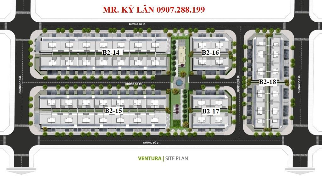 ventura biệt thự xây sẵn quận 2 đã gần hoàn thiện , có thể giao nhà vào tháng 8/2012