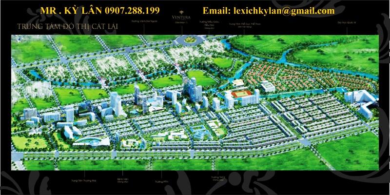 VENTURA BIỆT THỰ QUẬN 2 , một trong khu đô thị kiểu mẫu tại TP HCM