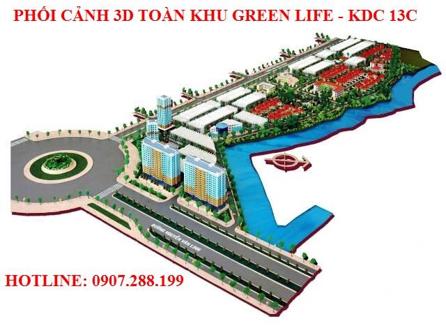 khu dân cư green life 13c