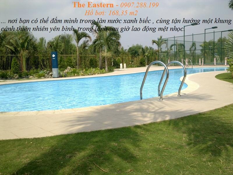 Hồ bơi The Eastern