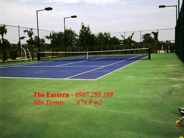sân tennis The Eastern