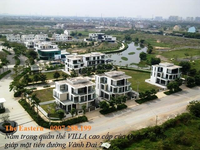 khu villa đối diện The Eastern